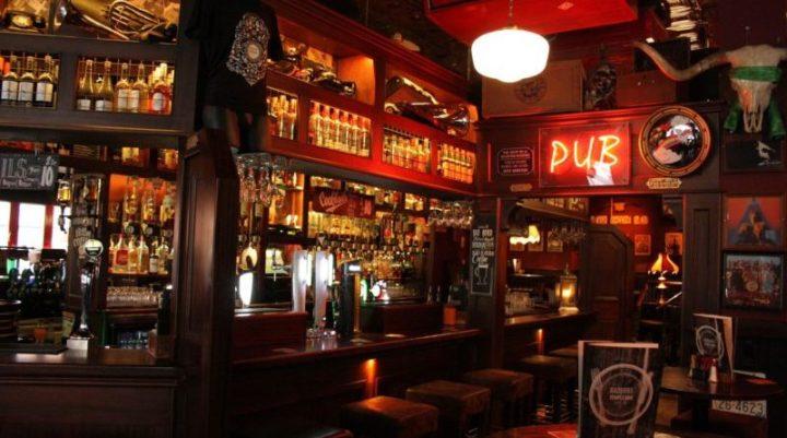 Un pub di Catania