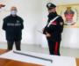 Arrestato dai carabinieri. Aggredisce in strada a colpi di spranga la ex moglie